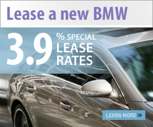 Lease a new BMW